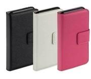 Booktype en Flipcase voor Sony Xperia XA