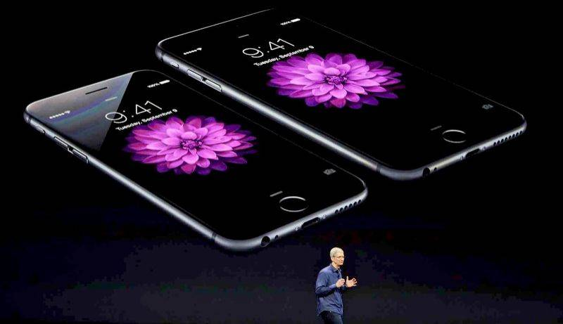 iPhone 6S krijgt 12 megapixel Sony-camera met RGBW