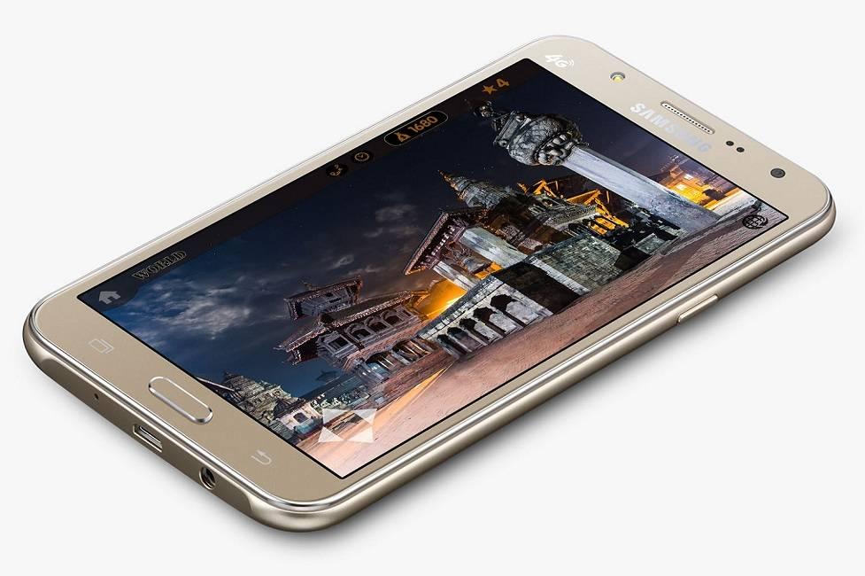 Samsung Galaxy J5 en J7 officieel onthuld met LED flitser aan voorkant