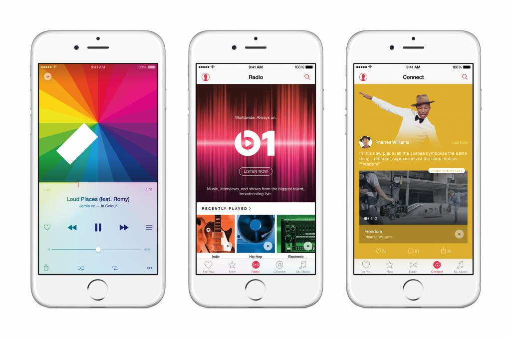 iOS 8.4 dinsdag 30 juni vanaf 17:00 uur beschikbaar
