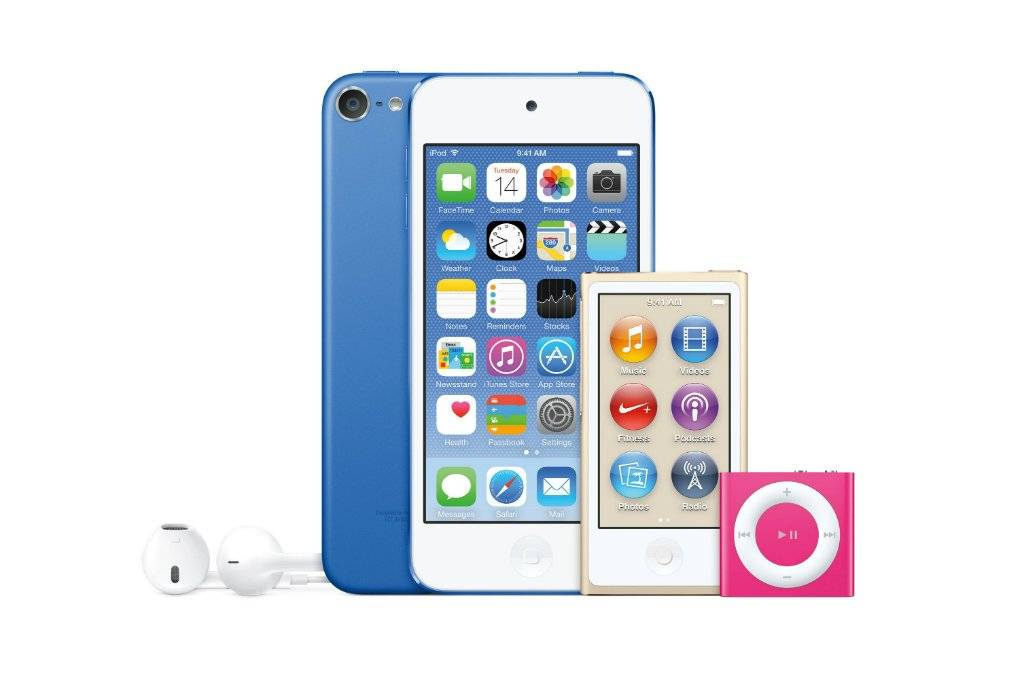 Apple onthult beste iPod touch ooit