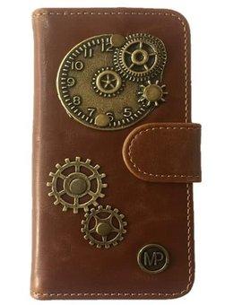 MP Case Samsung Galaxy S8 book case time design bedel pu leder