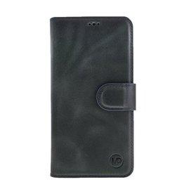 MP Case MP Case Samsung Galaxy S8 echt leer bookcase zwart