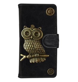 MP Case Mystiek hoesje Motorola Moto C  Plus Uil