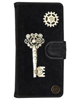 MP Case Mystiek hoesje Apple iPhone 8 Plus Key Zwart