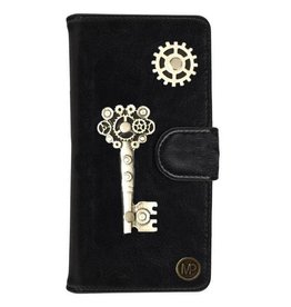 MP Case Mystiek hoesje Motorola Moto G5 PLUS Key Zwart