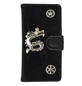 MP Case Mystiek hoesje Sony Xperia L1 Draak Zwart