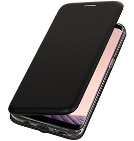 MP Case Apple iPhone 7 Plus / 8 Plus Folio TPU hoes Zwart