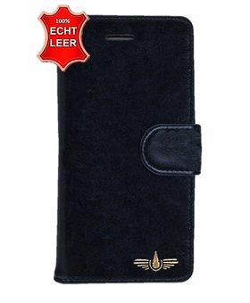 Galata Wallet case iPhone 6 Plus cover echt leer
