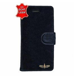 Galata Wallet case iPhone 8 Plus cover echt leer