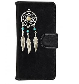 MP Case Apple iPhone 5 5s SE hoesje dromenvanger Zilver