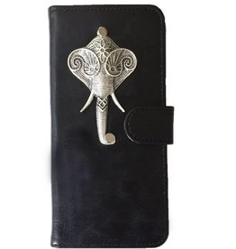 MP Case Motorola Moto E4 Plus hoesje olifant Zilver