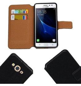 Galata Ultra dun Samsung Galaxy J3 Pro echt leder booktype