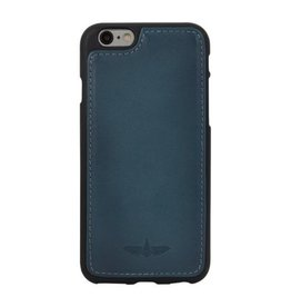 Galata Echt leer iPhone 6(s) Flex-Jacket TPU