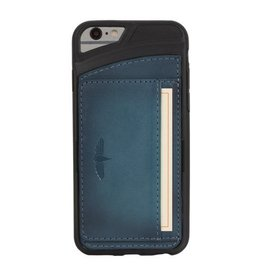 Galata Echt leer back cover iPhone 6(s) PLUS slim-stand