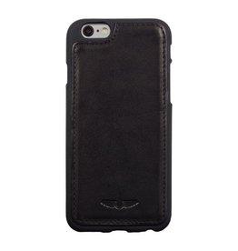 Galata Echt leer iPhone 6(s) PLUS Flex-Jacket TPU