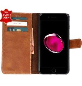 Galata Book case iPhone 8 / 7 Plus echt leer