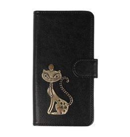 MP Case Nokia 6 hoesje poesje brons