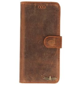 Galata Wallet case Samsung Galaxy Note 8 cover echt leer