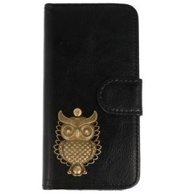 MP Case LG Q8 hoesje uiltje brons