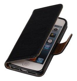 Lelycase Apple iPhone 5 5s SE Basis TPU hoesje Zwart
