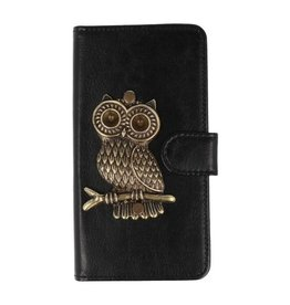 MP Case Samsung Galaxy S9 Plus hoesje uil brons