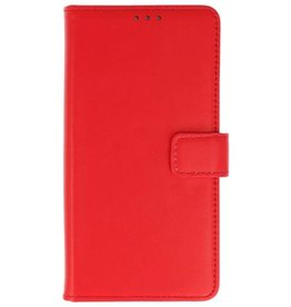 Lelycase Samsung Galaxy A8 (2018) Basis hoesje Rood