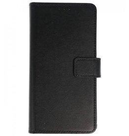 Lelycase Sony Xperia XZ2 Compact Basis bookcase zwart