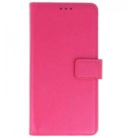 Lelycase LG G7 Basis bookcase roze