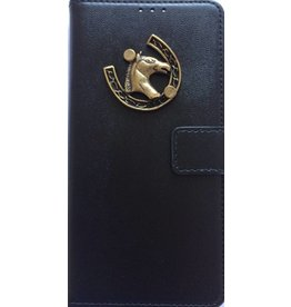 MP Case Huawei P20 bookcase paard brons