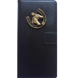 MP Case Sony Xperia XA2  bookcase paard brons