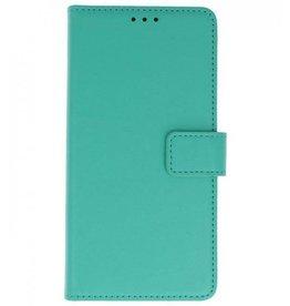 Lelycase Nokia 6 (2018) bookcase basis tpu groen