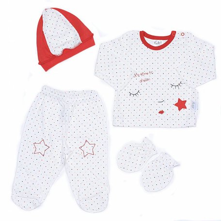 RED STAR SET