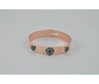 Armband rose