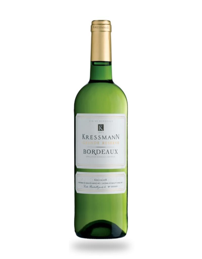 KRESSMANN Bordeaux blanc sec 'Grande Reserve'