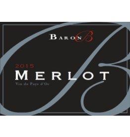 EIGEN PRODUCTIE : BARON 'B' Merlot