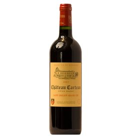 CHATEAU CARTEAU Saint-Emilion Grand Cru 2013