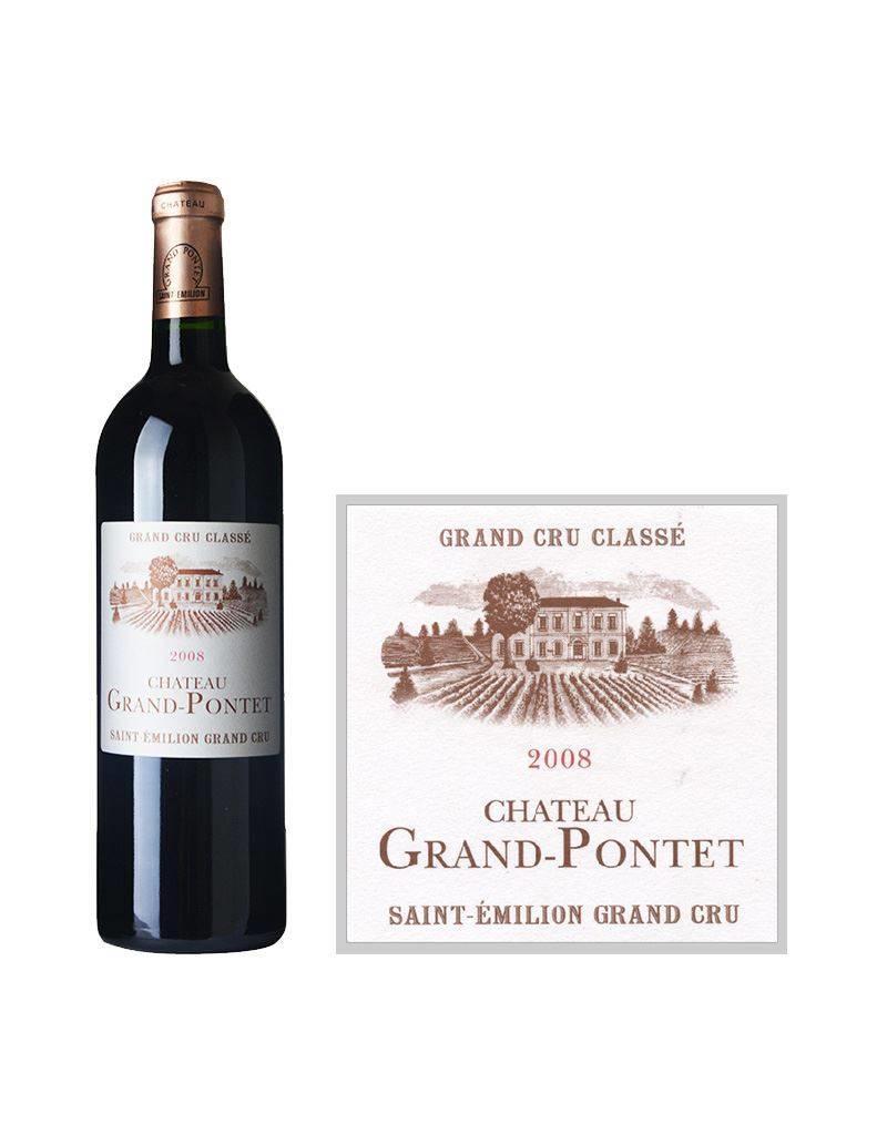 CHATEAU GRAND PONTET 2014 St.-Emilion Grand Cru Classé