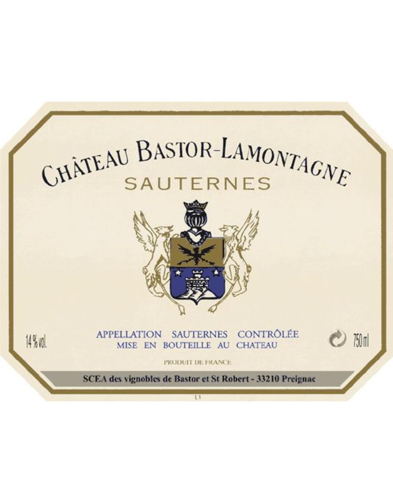 CHATEAU BASTOR LAMONTAGNE Sauternes 2016