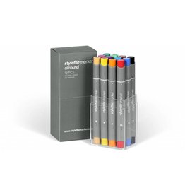 Stylefile MARKER Allround 12er Set Main A