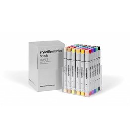 Stylefile MARKER Brush 36er Set Main A