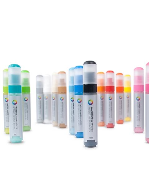 MTN Colors WATER BASED 15mm Paint Marker