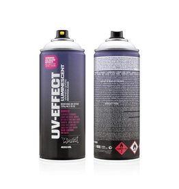 Montana UV-EFFECT Transparent 400ml Sprühlack