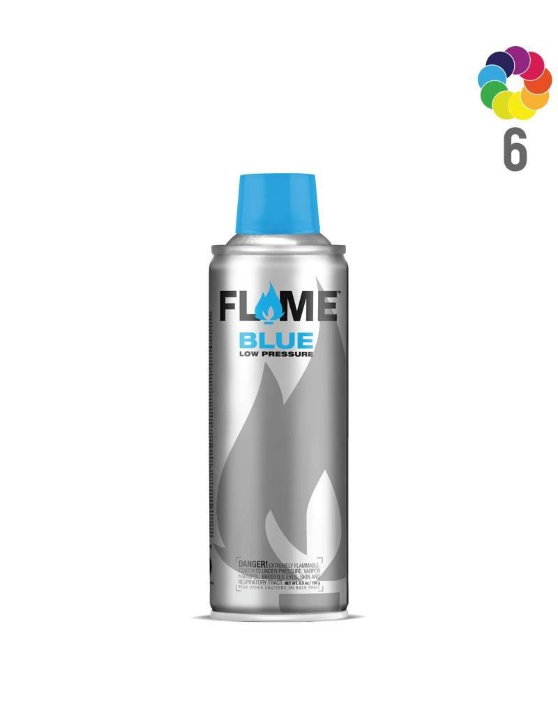 Flame BLUE Pocket 200ml Sprühdose