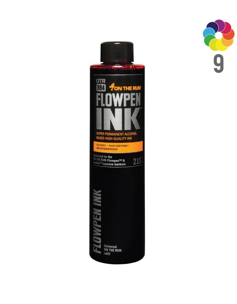 On The Run OTR.984 Flowpen Ink Refill 210ml