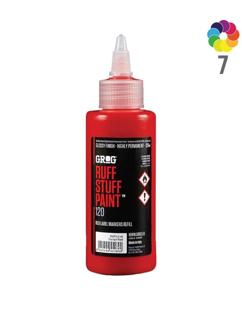 Grog RUFF STUFF PAINT Refill 120ml