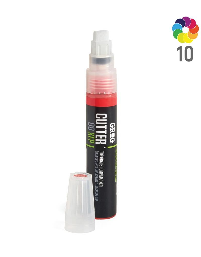 Grog CUTTER 8mm Xtra Flow Paint Tag Marker