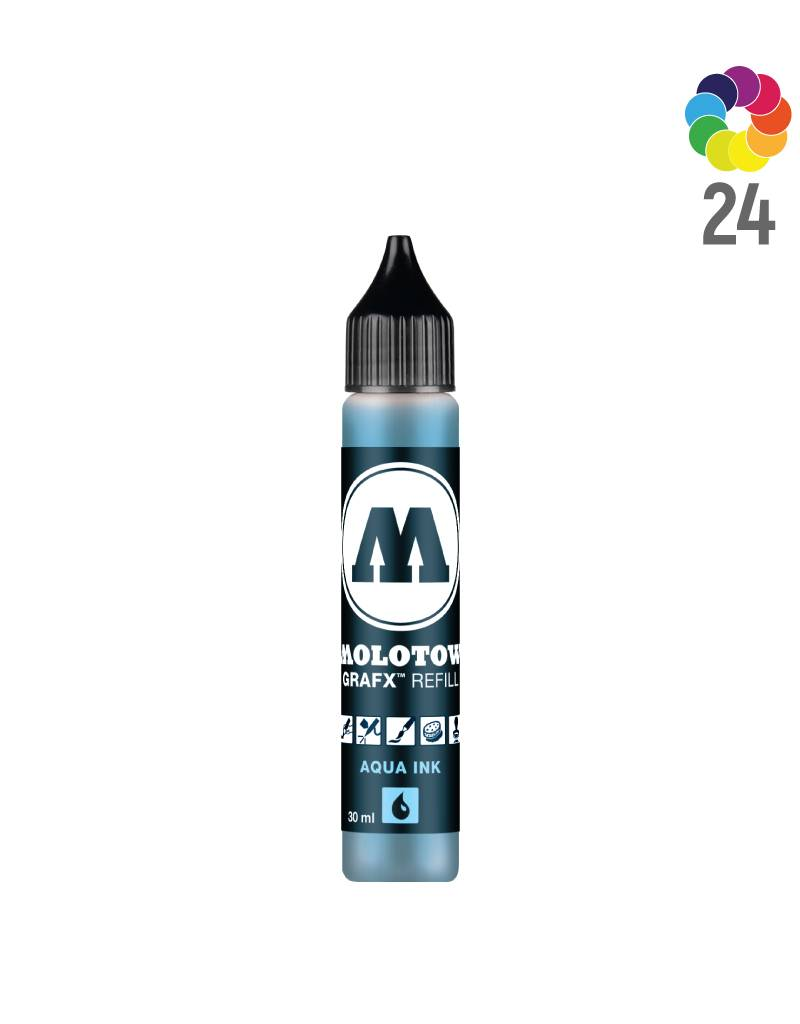 Molotow AQUA INK Refill 30ml