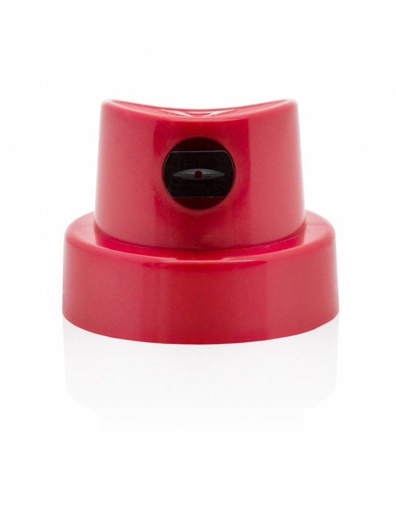 FLAT JET CAP WIDE Red/Black