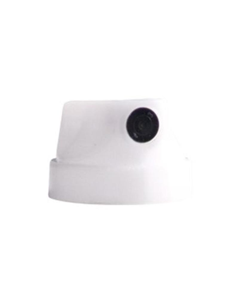 94 SKINNY CAP Transparent/Black
